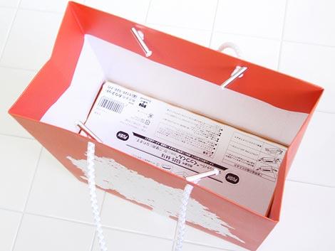 「Bag+Tissue case(バックティッシュケース)」