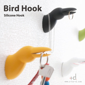 アッシュコンセプトの「+d(プラスディー)」シリーズ「Bird Hook(バードフック)」