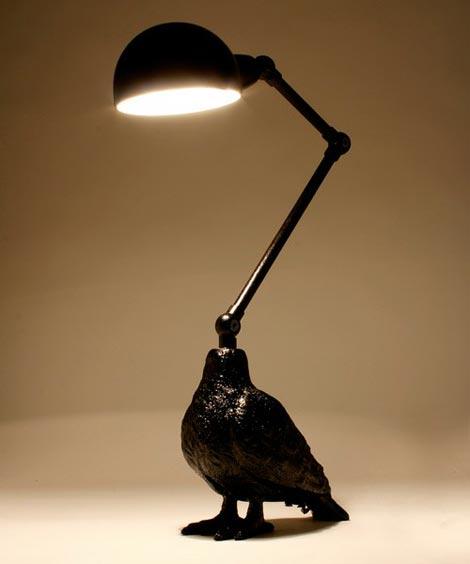 GOODY GRAMS(グッティーグラムス)BIRD LAMP(バードランプ)