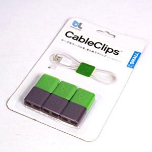 Blue Lounge(ブルーラウンジ)「Cable Clips(ケーブルクリップ)」