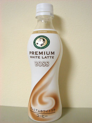 BOSS PREMIUM White Latte
