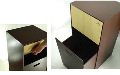 ヤマト工芸「BOX IN BOX(ダストボックス)」
