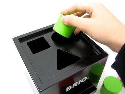 BRIO(ブリオ) 形合わせボックス