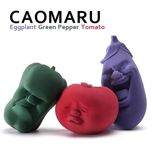 アッシュコンセプトの「+d(プラスディー)」シリーズ「CAOMARU(カオマル)ベジタブル」