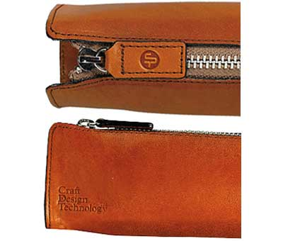 Pen Case Leather