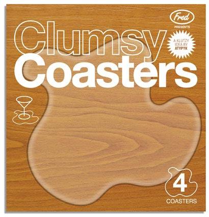 Fred(フレッド)「Clumsy coaster(クラムジーコースター)」
