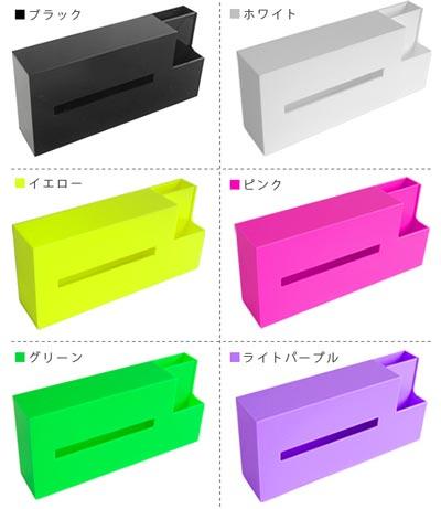 cocoshi Acrylic Tissue Case(アクリルティッシュケース)