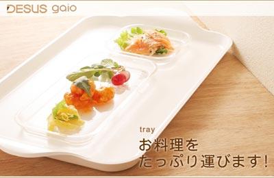 DESUS(デサス)GAIO(ガイオ)シリーズ Tray(トレイ)L