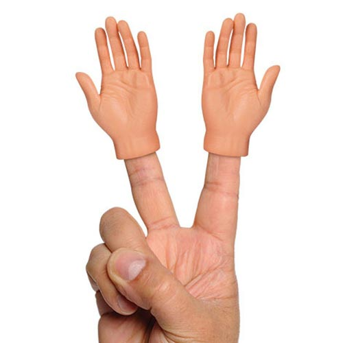Accoutrements(アクータメンツ)Finger Hands(フィンガーハンド)