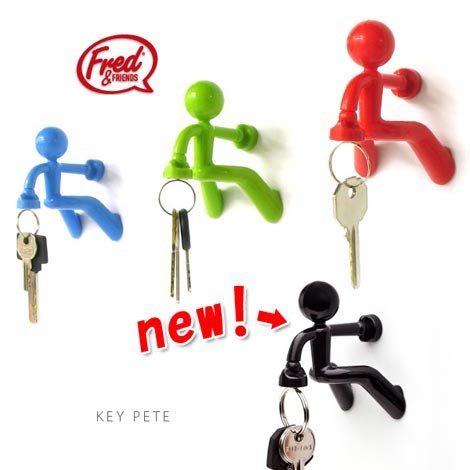 Fred(フレッド)「keypete the magnetic man(キーピート ザマグネットマン)」