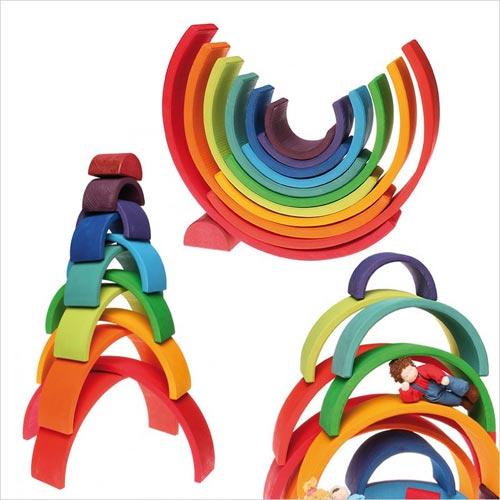 Rainbow Stacker L(レインボースタッカーL)