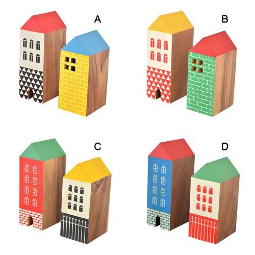 HIGHTIDE(ハイタイド)HOUSE BOOKEND(ハウス ブックエンド)