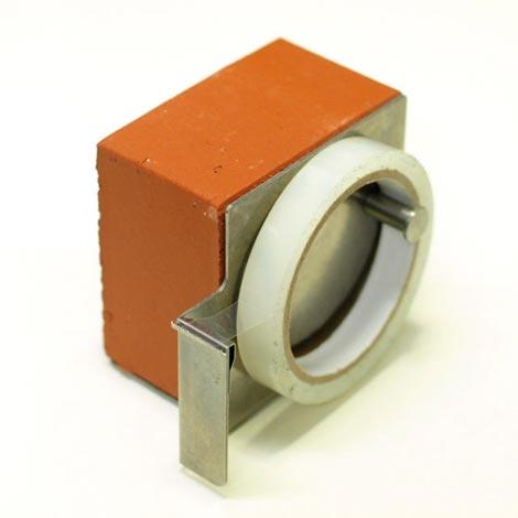 レンガのテープカッター hum(ハム)brick(ブリック)