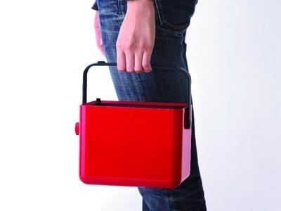 IDEA(イデア) ファンヒーター bucket(バケット)