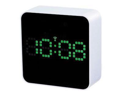 IDEA LEDドットクロック電波時計