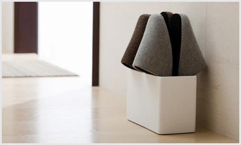 ideaco(イデアコ)「slipper box(スリッパボックス)」