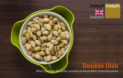 joseph joseph(ジョゼフジョゼフ)「Double Dish(ダブルディッシュ)」