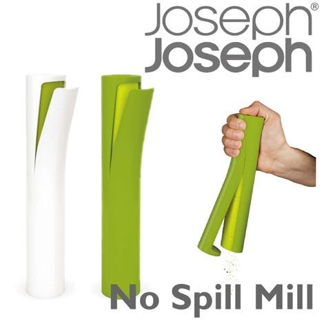JosephJoseph ジョゼフジョゼフ No-spill Mill(ノースピル ミル)