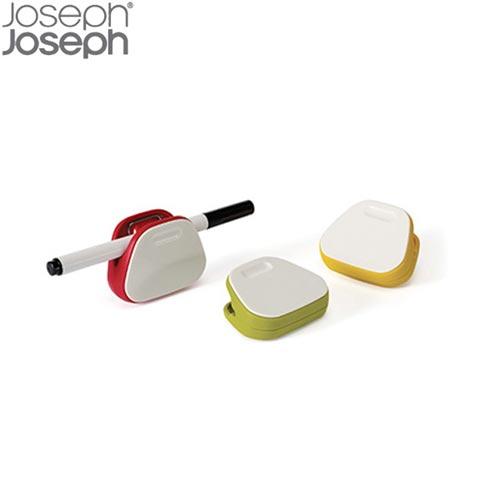 ホワイトボードが付いた便利なクリップ joseph joseph Note Clip(ノートクリップ)