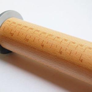 joseph joseph(ジョゼフジョゼフ)「Adjustable Rolling Pin(アジャスタブルローリングピン)」