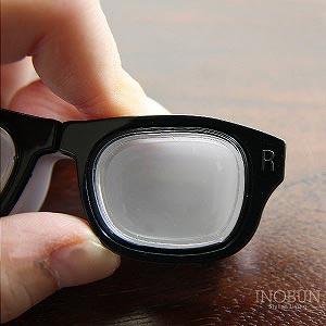 メガネの中にコンタクトレンズを収納 RETROSPECS CONTACT CASE