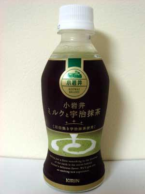小岩井 ミルクと宇治抹茶