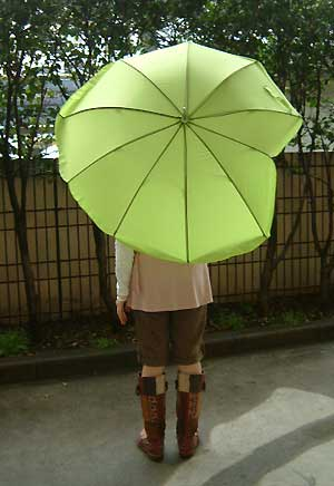 Jansen+co「Leaf Umbrella」