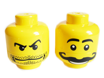 LEGO ソルト&ペッパー(塩こしょう入れ)