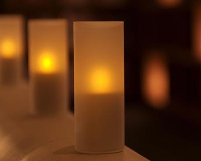 LED Candle(LEDキャンドル) Lumino(ルミーノ)