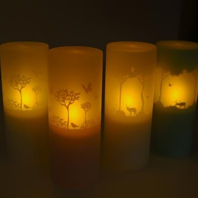 LED candle(LEDキャンドル) Lumino+(ルミーノプラス)