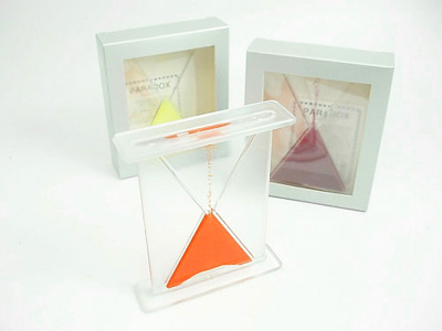 MACH ART(マッハアート)「PARADOX 30分砂時計インテリア パラドックス」