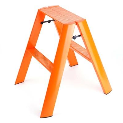 lucano (METAPHYS) 踏台 / オレンジ