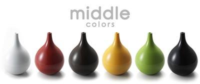 middle colors(ミドル カラーズ) ハイブリッド加湿器