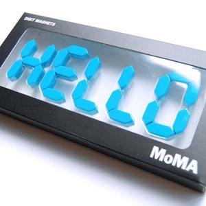 MoMA(モマ)「Digital Magnet(デジタルマグネット)」