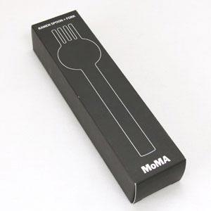 MoMA(モマ)「Sugakiya(スガキヤ) Ramen Spoon + Fork(ラーメンスプーン+フォーク)」