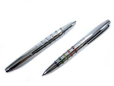 MoMA カラードットボールペン