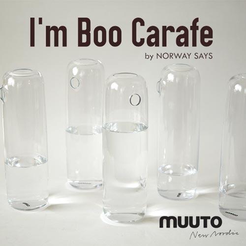 MUUTO(ムート)I'm BOO Carafe(アイム ブー カラフェ)