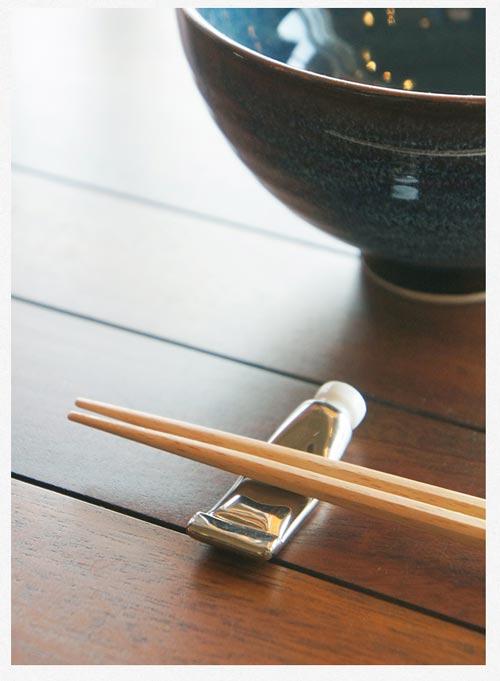 Nippon souvenir(ニッポンスーベニア)ENOGU HASHIOKI(絵具箸置き)
