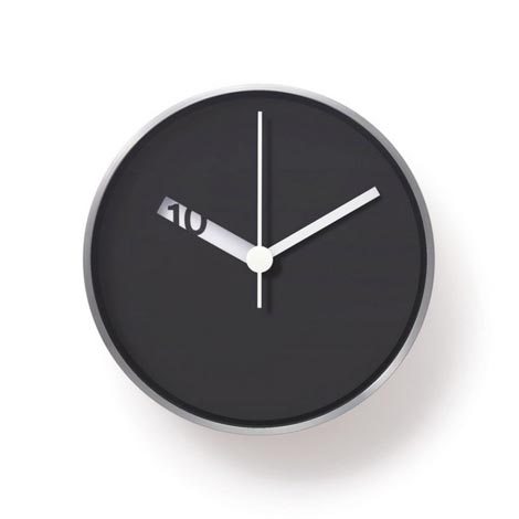normal TIMEPIECES(ノーマルタイムピーシズ)EXTRA NORMAL WALL CLOCK
