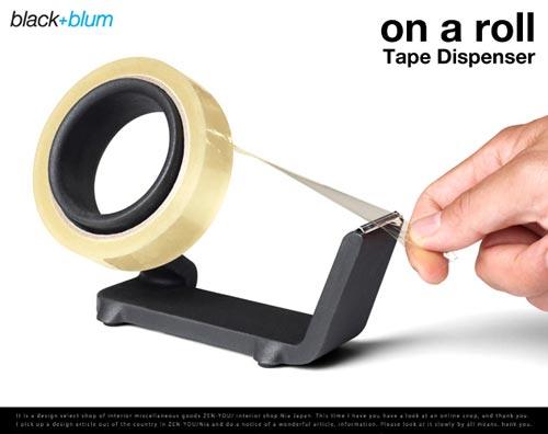 black + blum(ブラックアンドブラム)On A Roll Tape Dispenser(オンアロール テープディスペンサー)