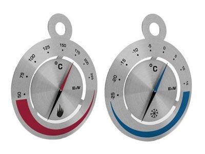 b.c.l アントレックス E&W 「オーブン&フリーズ サーモメーター(Oven&Freeze Thermometer)」