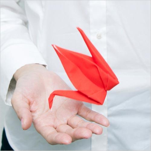 形状記憶で元に戻る 折り紙のようなクリーナー Perrocaliente peti peto
