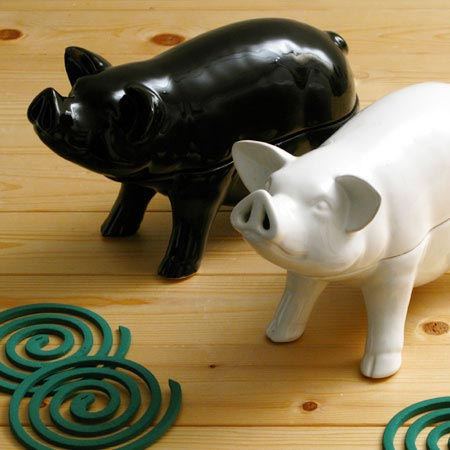 PIG KAYARI(蚊遣り豚)