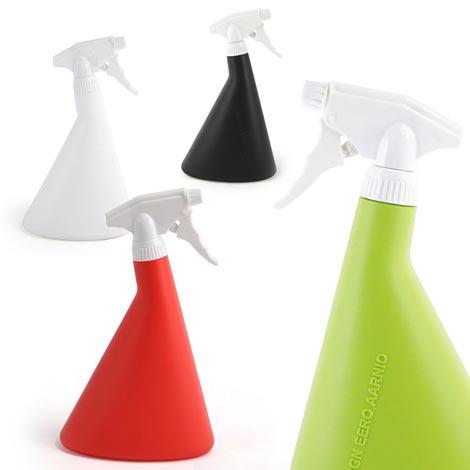 スタイリッシュなスプレーボトル Plastex エバーグリーン スプレーボトル