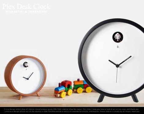 Diamantini and Domeniconi(ディアマンティーニ ドミニコニー)「Plex Desk Clock(プレックス デスク クロック)」