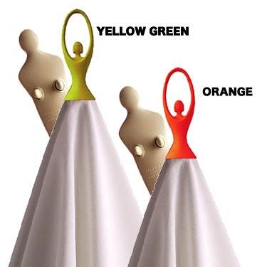 propaganda(プロパガンダ)「swan hand towel hanger(スワン ハンドタオルハンガー)」