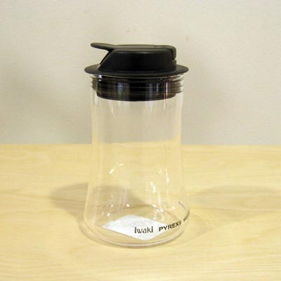 PYREX(パイレックス)の調味料入れ Table Grass Canister(テーブルキャニスター) ソルト&ペッパー
