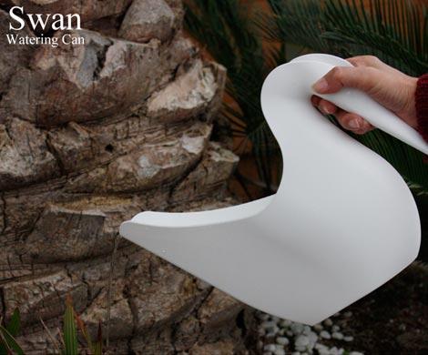 QUALY(クウォーリ)SWAN WATERING CAN(スワンウォータリングカン)