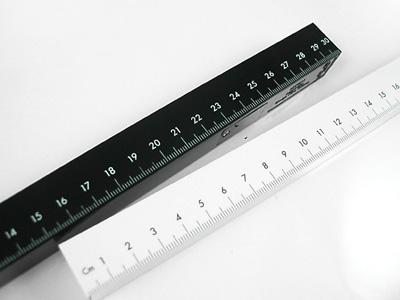 定規(ruler)+電卓(calculator) LEXON(レクソン)の「RULERCAL」
