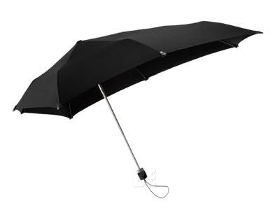 オランダからやってきた空気力学を用いた斬新なデザイン傘「SENZ Umbrella mini」